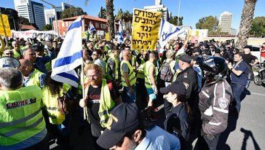 israel-protest-yellow-vest-dec-2018