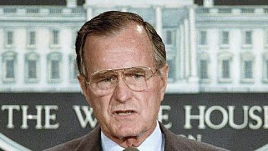 usa-president-george-h-w-bush-dies-2018