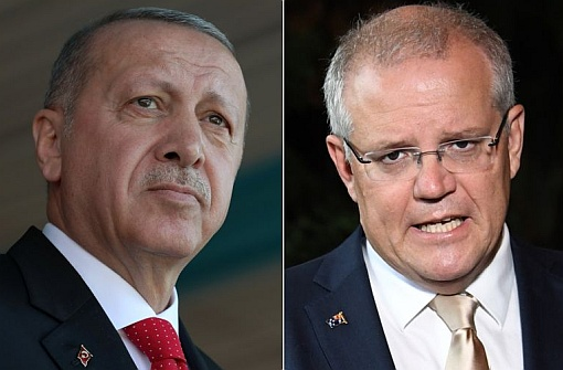 australian-pm-scott-morrison-turkey-tayap-ardogan-32019