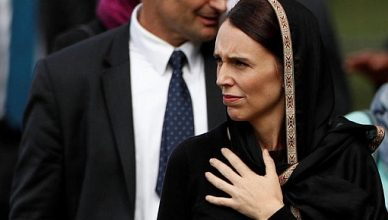 new zealand--prime-minister-reciting-hadith